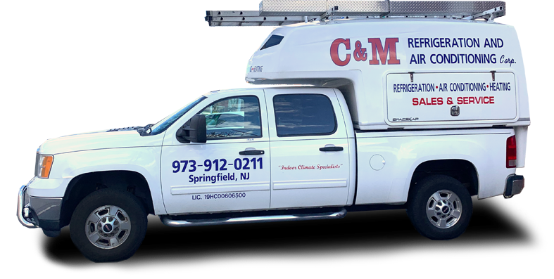 See what makes C & M Refrigeration & Air Conditioning Corp your number one choice for Heat Pump repair in Mountainside NJ.